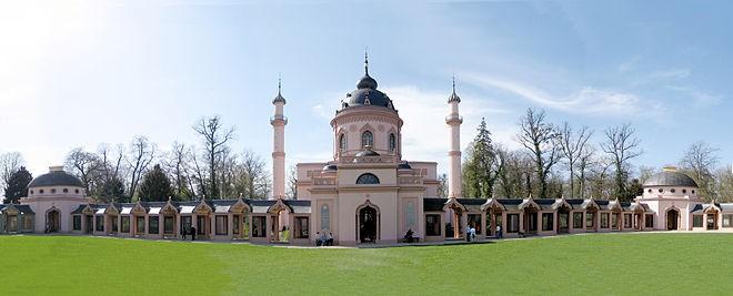 SchwetzingerSchlossgarten-Moschee