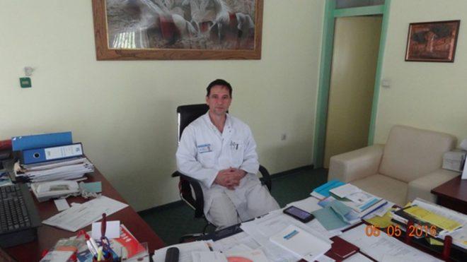 Direktor doc.dr. Rifat Sejdinović