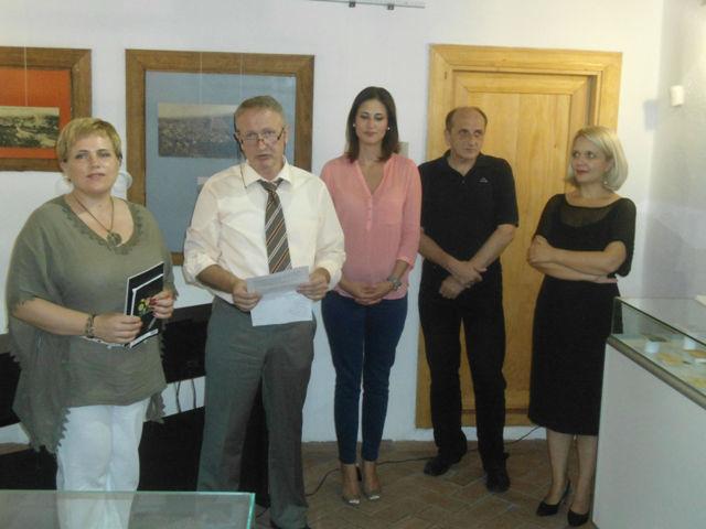 Mr. Azra Bečević Šarenkapa, Jasmin Mandžukić, dr. Lana Paćuka, prof. dr. Zijad Šehić i mr. Maja Ačkar